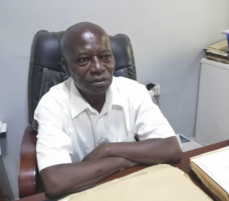 Mr. Joseph Asomani